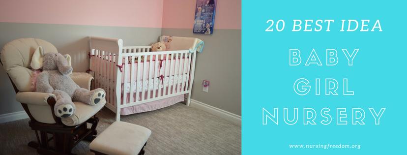 20 Best Idea for Baby Girl Nursery