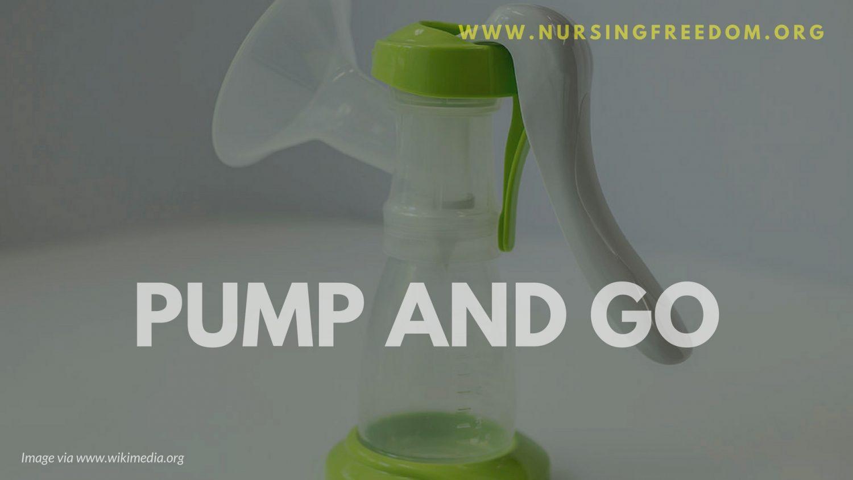 breast milk pump - cover